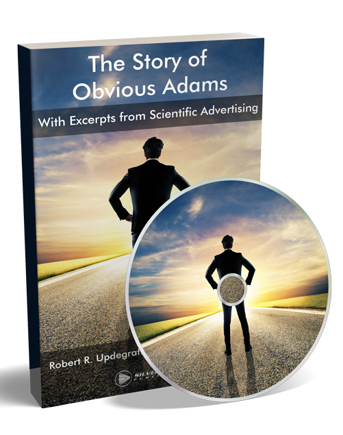 The Story of Obvious Adams Audiobook (The classic story for every marketer)