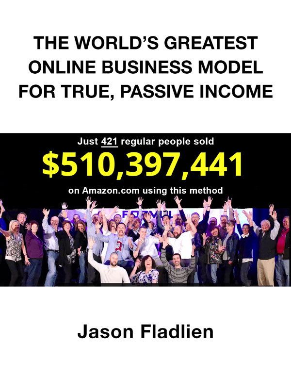 The World's Greatest Online Business Model For True Passive Income