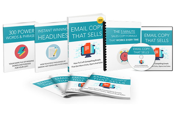 Email Copy That Sells Bundle