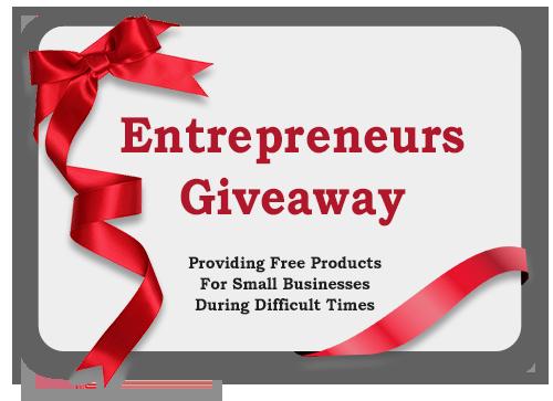 Entrepreneurs Giveaway
